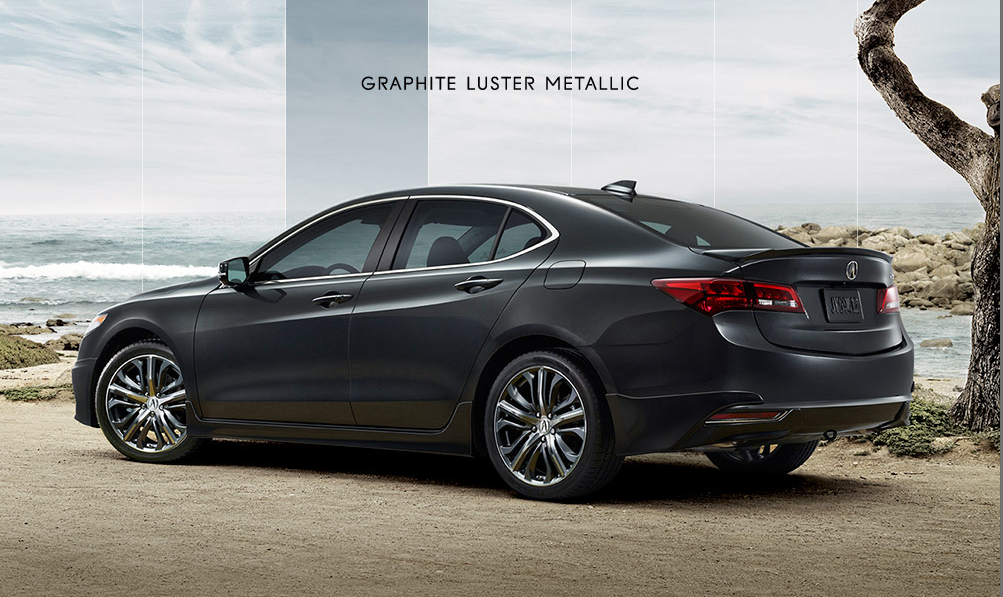 2015 TLX Exterior Colors – Courtesy Acura Littleton