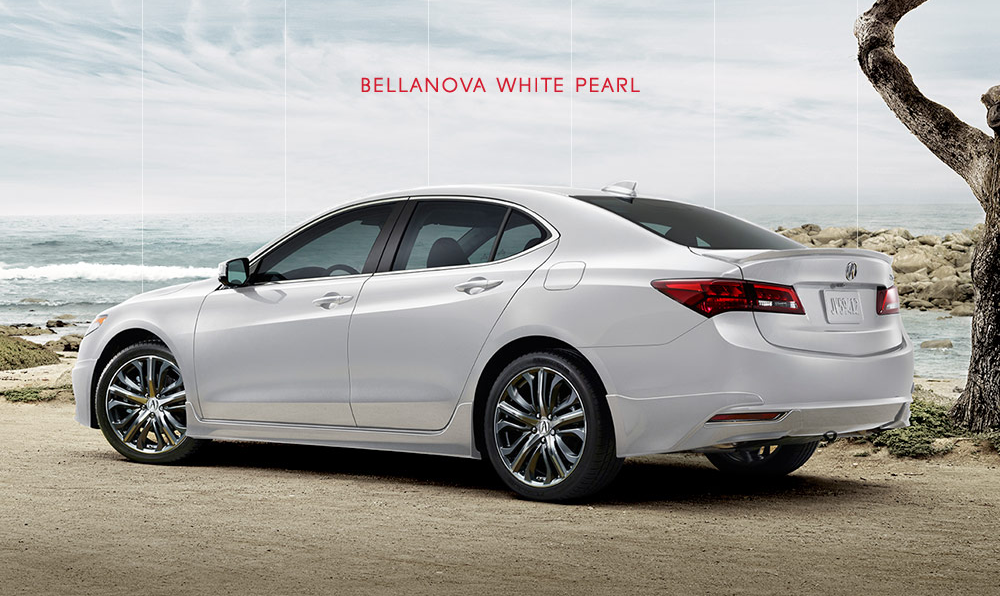 2015 Tlx Exterior Colors Courtesy Acura Littleton